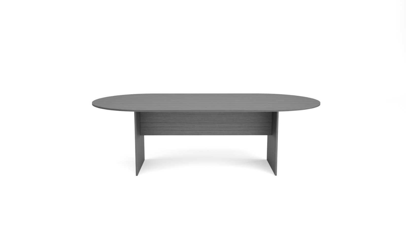 96in Kai Samoa Gray Conference Table