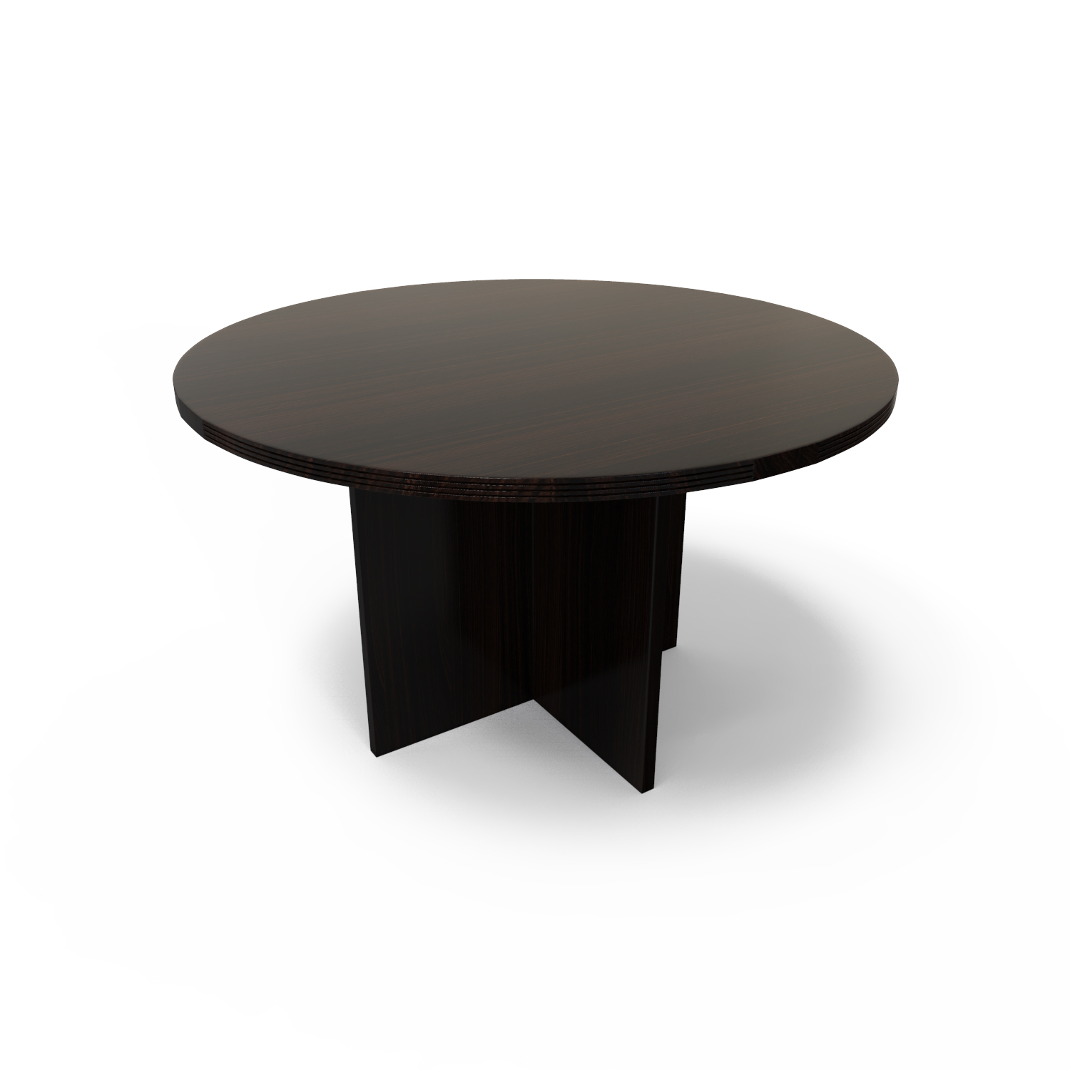 48in Kai Espresso Round Table