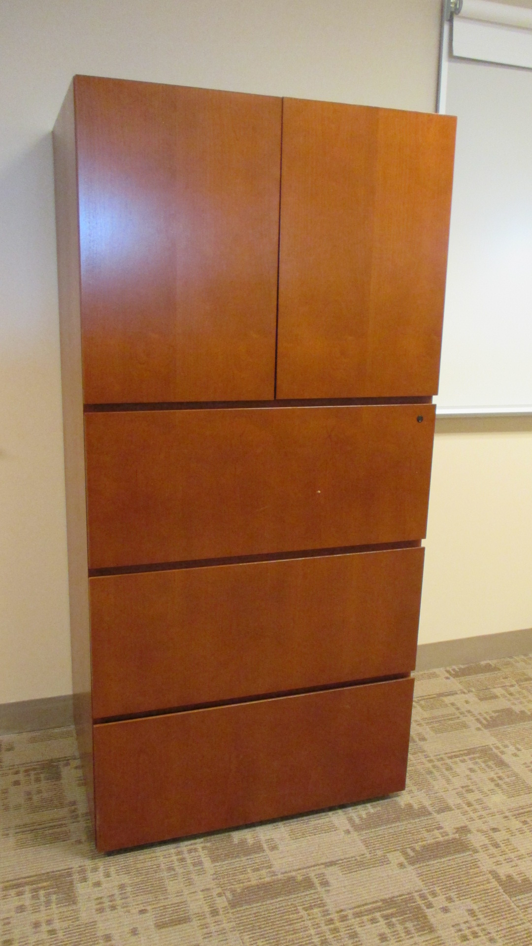 Used Office Furniture 66 X32 Lateral File Storage Tower