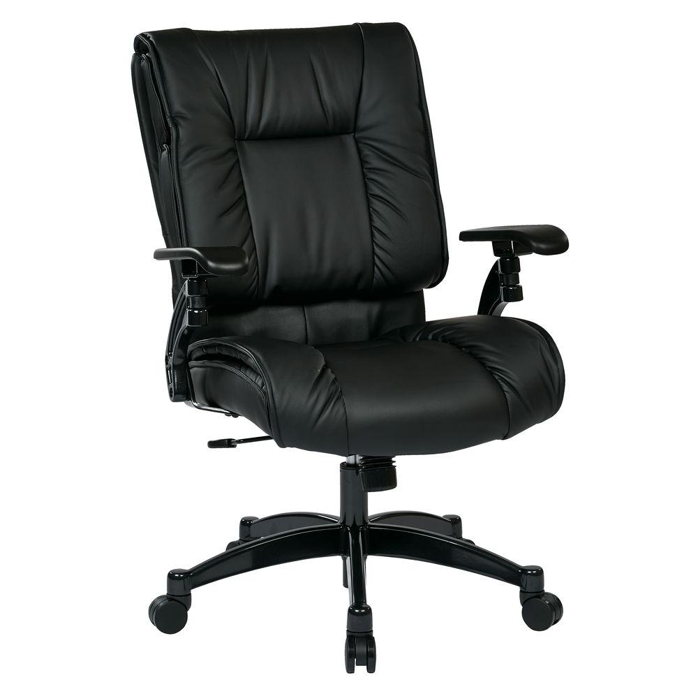 new office furniture deluxe eco leather conference chair by space