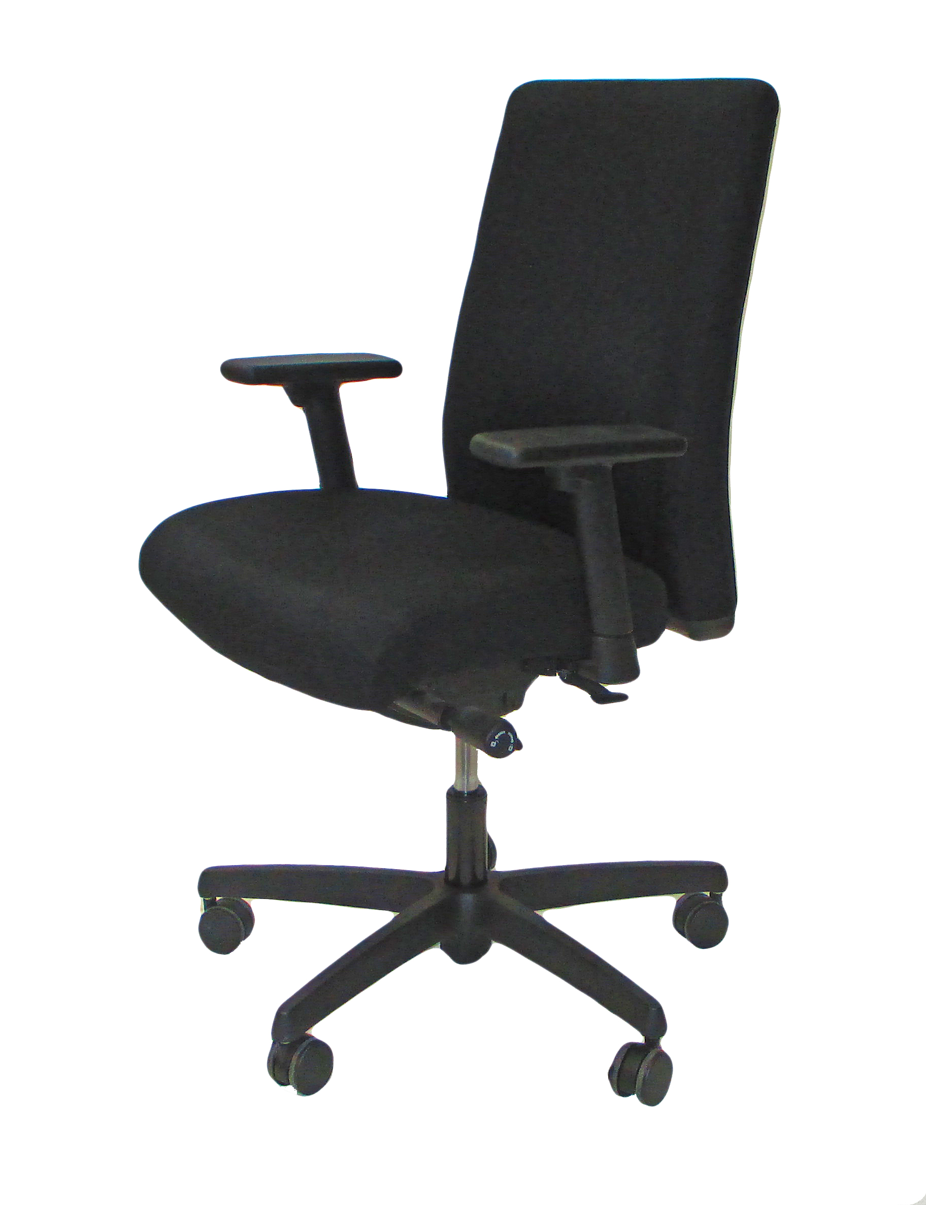 Etonnant HON Ignition Black Fabric Office Chair