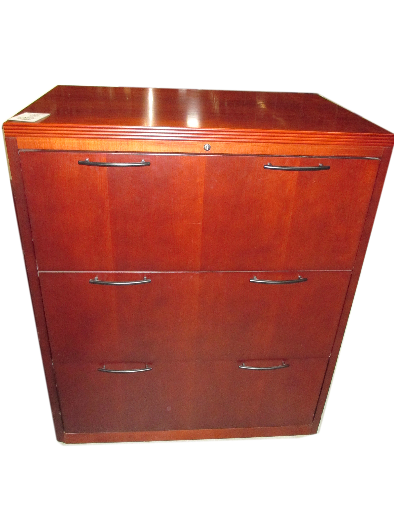 Used Office Furniture Wooden ~ Wood lateral file cabinet imanisr
