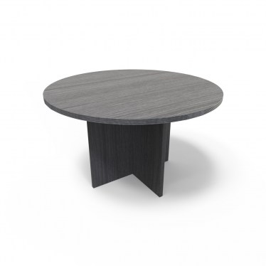 48in Kai Samoa Gray Round Table