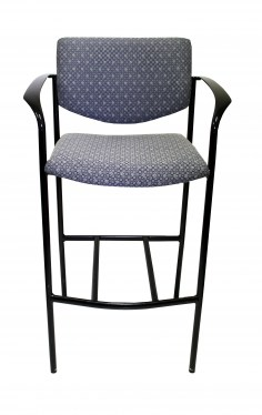 Steelcase Player Fabric Bar Stool