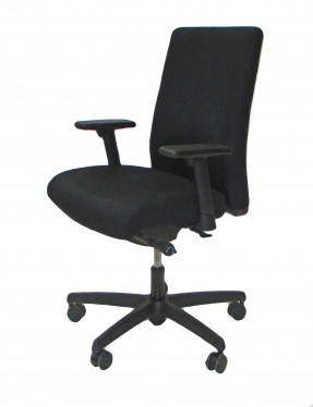 HON Ignition Black Fabric Office Chair