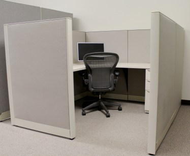 6'x6' Haworth Premise Used Cubicles