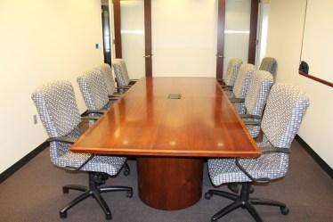 Used Office Furniture - 10 x 4 conference table