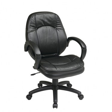 Faux Leather Managers Chair by Space Seating