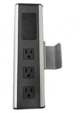 Mounting Power Strip By Steelcase