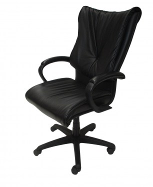 Sit-On-It Glove Task Chair with Black base