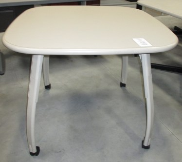 36″ Teknion Mobile Table